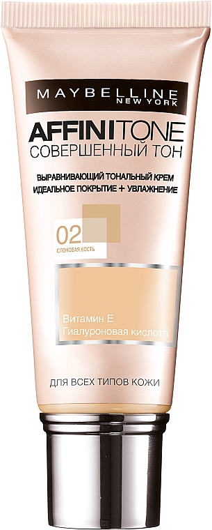 Тональный крем - Maybelline New York Affinitone