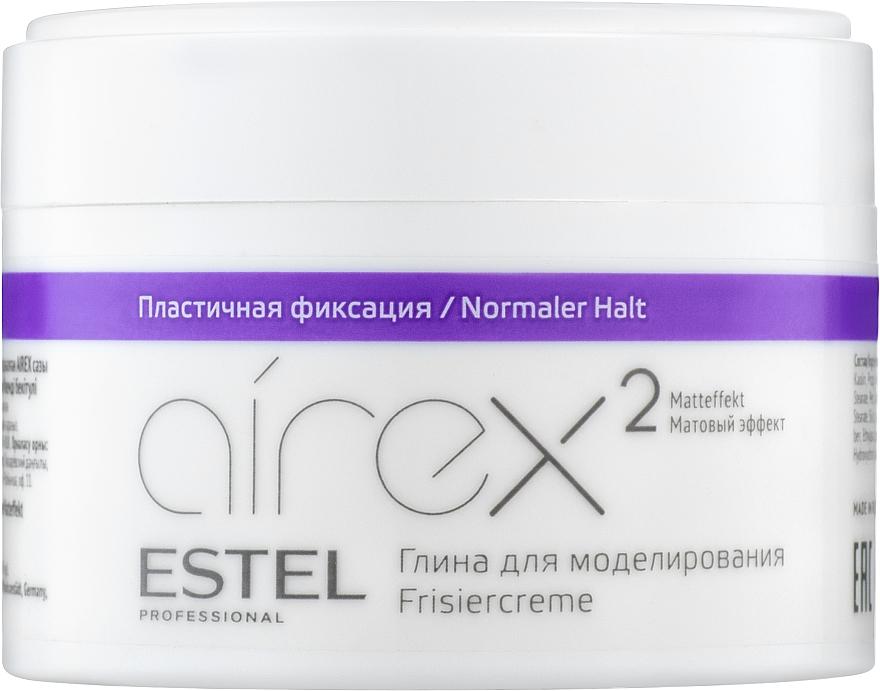 Глина для моделирования - Estel Professional Airex Hair Modeling Clay