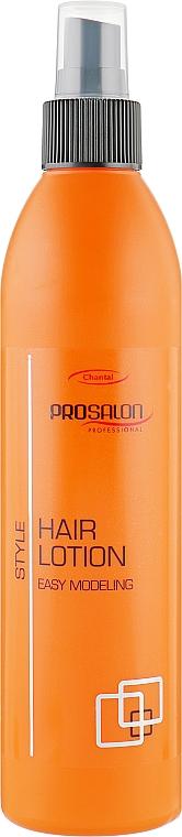 Лосьон-спрей для укладки волос нормальной фиксации - Prosalon Styling Easy Modeling Hair Lotion