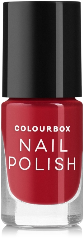 Лак для ногтей - Oriflame Colourbox Nail Polish