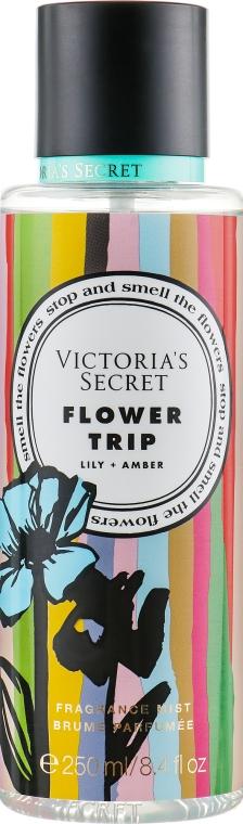 Парфюмированный спрей для тела - Victoria's Secret Flower Trip Fragrance Mist