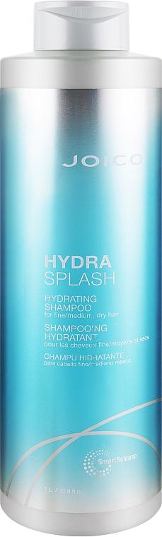 Увлажняющий шампунь для тонких волос - Joico Hydrasplash Hydrating Shampoo