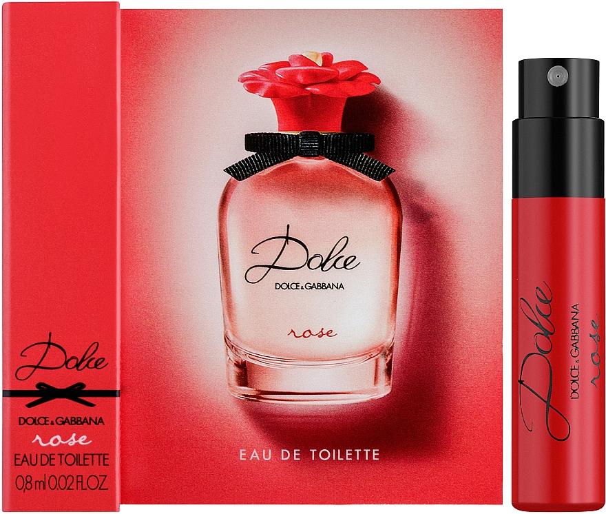 Dolce&Gabbana Dolce Rose - Туалетная вода (пробник)