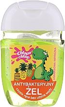 Духи, Парфюмерия, косметика Антибактериальный гель для рук - Chlapu Chlap Antibacterial Hand Gel Pineapple Party