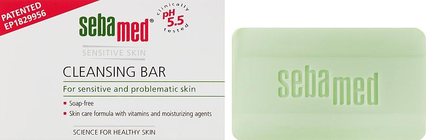 Мыло - Sebamed Cleansing Bar