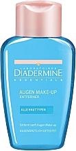Духи, Парфюмерия, косметика Средство для снятия макияжа с глаз - Diadermine Essentials Augen Make-Up Entferner