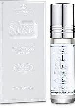 Парфумерія, косметика Al Rehab Silver - Олійні парфуми