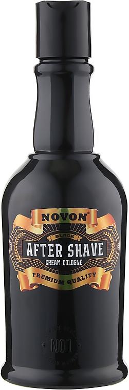 Крем после бритья - Novon Whiskey Cream Cologne Black
