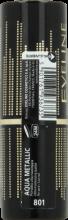 Ультраувлажняющая губная помада - Eveline Cosmetics Aqua Metallic — фото N2