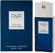 Духи, Парфюмерия, косметика Alyssa Ashley Oud pour Lui - Парфюмированная вода