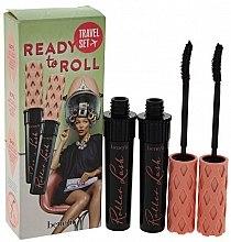 Парфумерія, косметика Набір - Benefit Ready To Roll Mascara Set (mascara/4gx2)