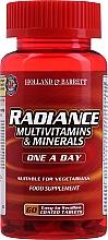 "Духи, Парфюмерия, косметика Пищевая добавка ""Мультивитамины и минералы"" - Holland & Barrett Radiance Multi Vitamins & Minerals One a Day"