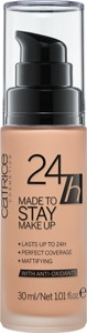 Тональная основа - Catrice 24h Made To Stay Make Up