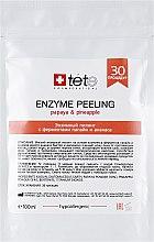 Духи, Парфюмерия, косметика Энзимный пилинг с ферментами папайи и ананаса - TETe Cosmeceutical Enzyme Peeling