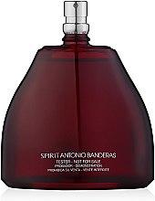 Духи, Парфюмерия, косметика Spirit Antonio Banderas - Туалетная вода (тестер без крышечки)