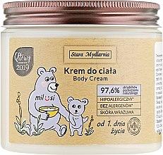 Духи, Парфюмерия, косметика Детский крем для тела - Stara Mydlarnia Milusi Body Cream