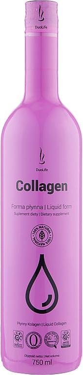 """Пищевая добавка """"Жидкий коллаген"""" - DuoLife Collagen"""