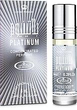 Духи, Парфюмерия, косметика Al Rehab Platinum - Масляные духи (мини)