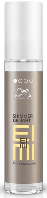 Спрей для мерцающего блеска - Wella Professionals EIMI Shimmer Delight Glossy Spray