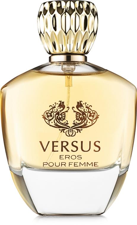 Fragrance World Versus Eros Pour Femme - Парфюмированная вода