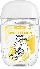 """Духи, Парфюмерия, косметика Антибактериальный гель для рук """"Sweet Lemon"""" - SHAKYLAB Anti-Bacterial Pocket Gel"""
