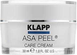 Духи, Парфюмерия, косметика Крем-пилинг для лица - Klapp ASA Peel Cream АСА (пробник)