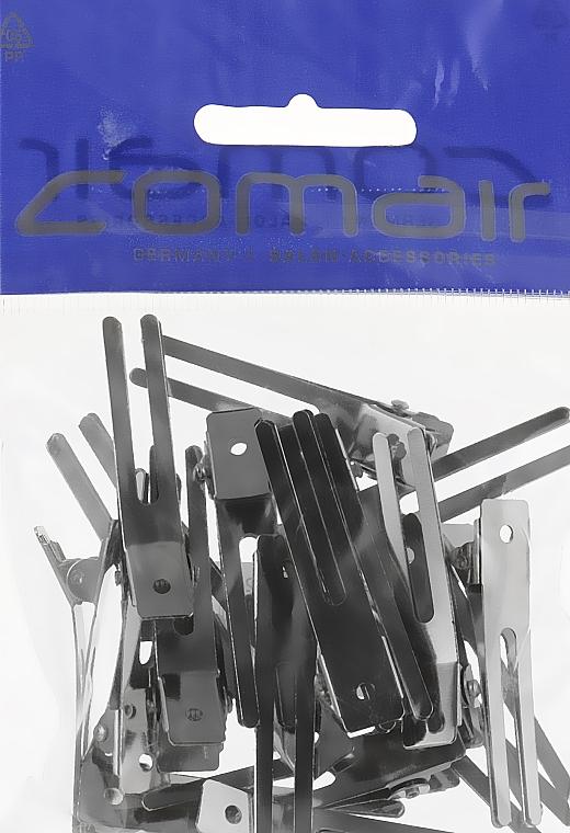 Зажимы металлические с двумя зубьями - Comair