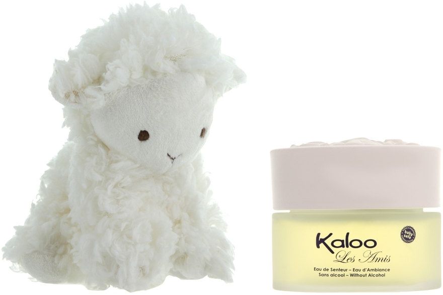 Kaloo Les Amis - Набор (eds/100ml+toy/1pcs)