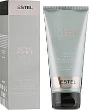 Парфумерія, косметика Крем-паста для волосся - Estel Professional Alpha Homme