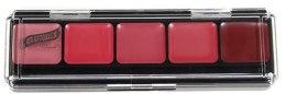 Духи, Парфюмерия, косметика Палитра профессиональных помад для губ - Graftobian HD Lip Color Palette