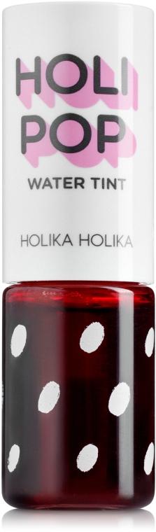 Тинт для губ - Holika Holika Holi Pop Water Tint