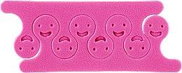 Духи, Парфюмерия, косметика Сепаратор для педикюра, ПС780, розовый - Rapira