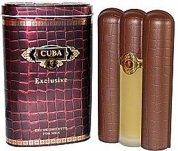 Духи, Парфюмерия, косметика Cuba Exclusive - Туалетная вода