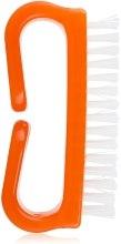 Духи, Парфюмерия, косметика Щетка для ногтей, оранжевая - Titania