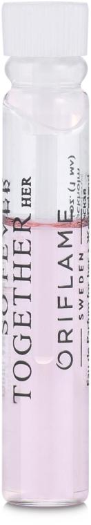 Oriflame So Fever Together Her - Парфюмированная вода (пробник)