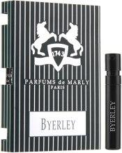 Духи, Парфюмерия, косметика Parfums de Marly Byerley - Парфюмированная вода (пробник)