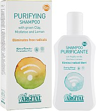Духи, Парфюмерия, косметика Шампунь очищающий - Argital Shampoo Purificante