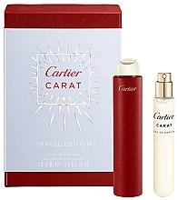 Духи, Парфюмерия, косметика Cartier Carat - Набор (edp/2x15ml)