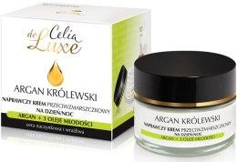 Духи, Парфюмерия, косметика Крем регенерирующий для лица от морщин - Celia De Luxe Royal Argan Repair Cream
