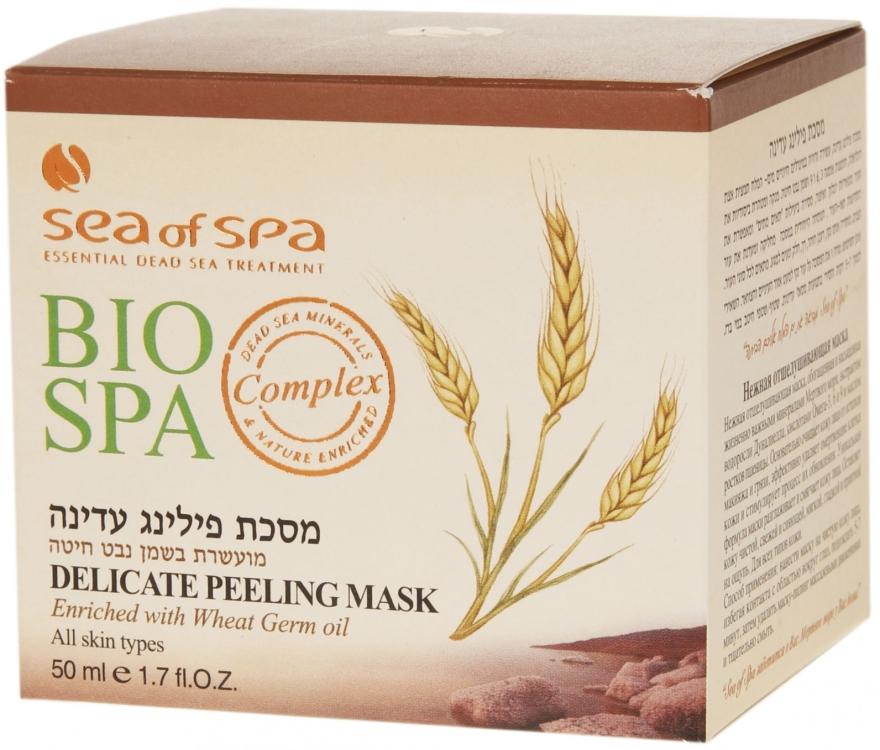 Деликатная пилинг-маска для лица - Sea of Spa Bio Spa Delicate Peeling Mask