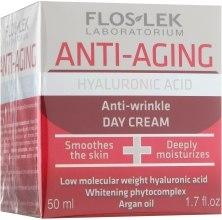 Духи, Парфюмерия, косметика Дневной крем для лица против морщин - Floslek Anti-Aging Anti-Wrinkle Day Cream SPF15