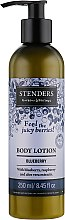 "Духи, Парфюмерия, косметика Лосьон для тела ""Черника"" - Stenders Blueberry Body Lotion"