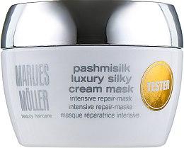 Духи, Парфюмерия, косметика Интенсивная шелковая маска - Marlies Moller Pashmisilk Silky Cream Mask (тестер)