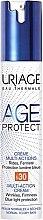 """Духи, Парфюмерия, косметика Многофункциональный крем для лица """"Лифтинг+Увлажнение"""" - Uriage Age Protect Crème Multi-Actions SPF 30"""