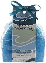 Духи, Парфюмерия, косметика Мыло-мочалка - Bomb Cosmetics Reef Reviver Shower Soap