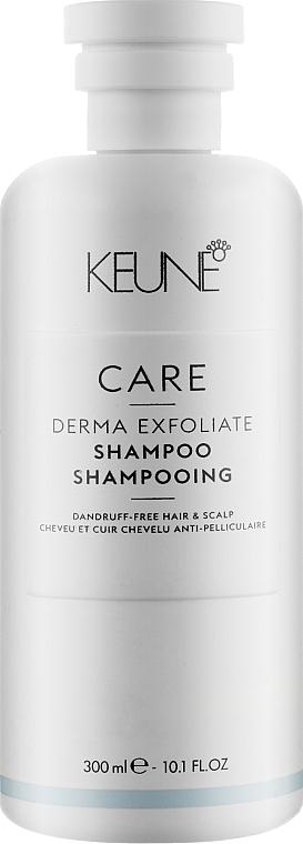Шампунь для волос против перхоти - Keune Care Derma Exfoliate Shampoo