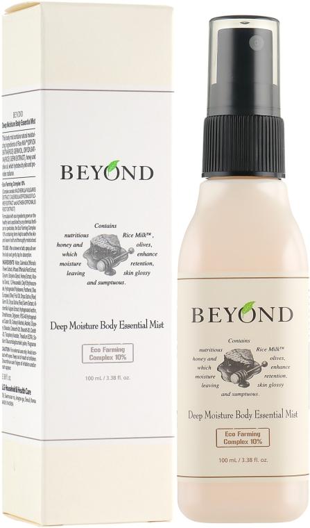 Увлажняющий мист для тела - Beyond Deep Moisture Body Mist