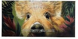 Духи, Парфюмерия, косметика Профессиональная палетка теней для век - Veronni Explorer 12 Color Eyeshadow Pig