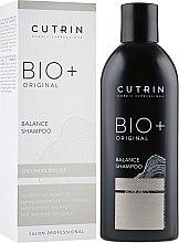 Балансирующий шампунь - Cutrin Bio+ Original Balance Shampoo — фото N1