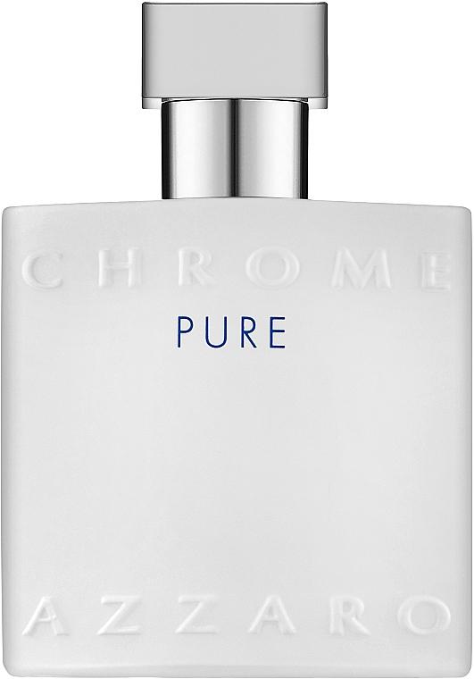 Azzaro Chrome Pure - Туалетная вода